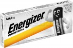 10 x Bateria Energizer Industrial AAA LR03 prod.2021