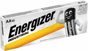 10 x Bateria Energizer Industrial AA LR6 prod.2021
