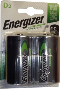 Akumulator Energizer D HR20 2500 mAh Power Plus /2 szt.